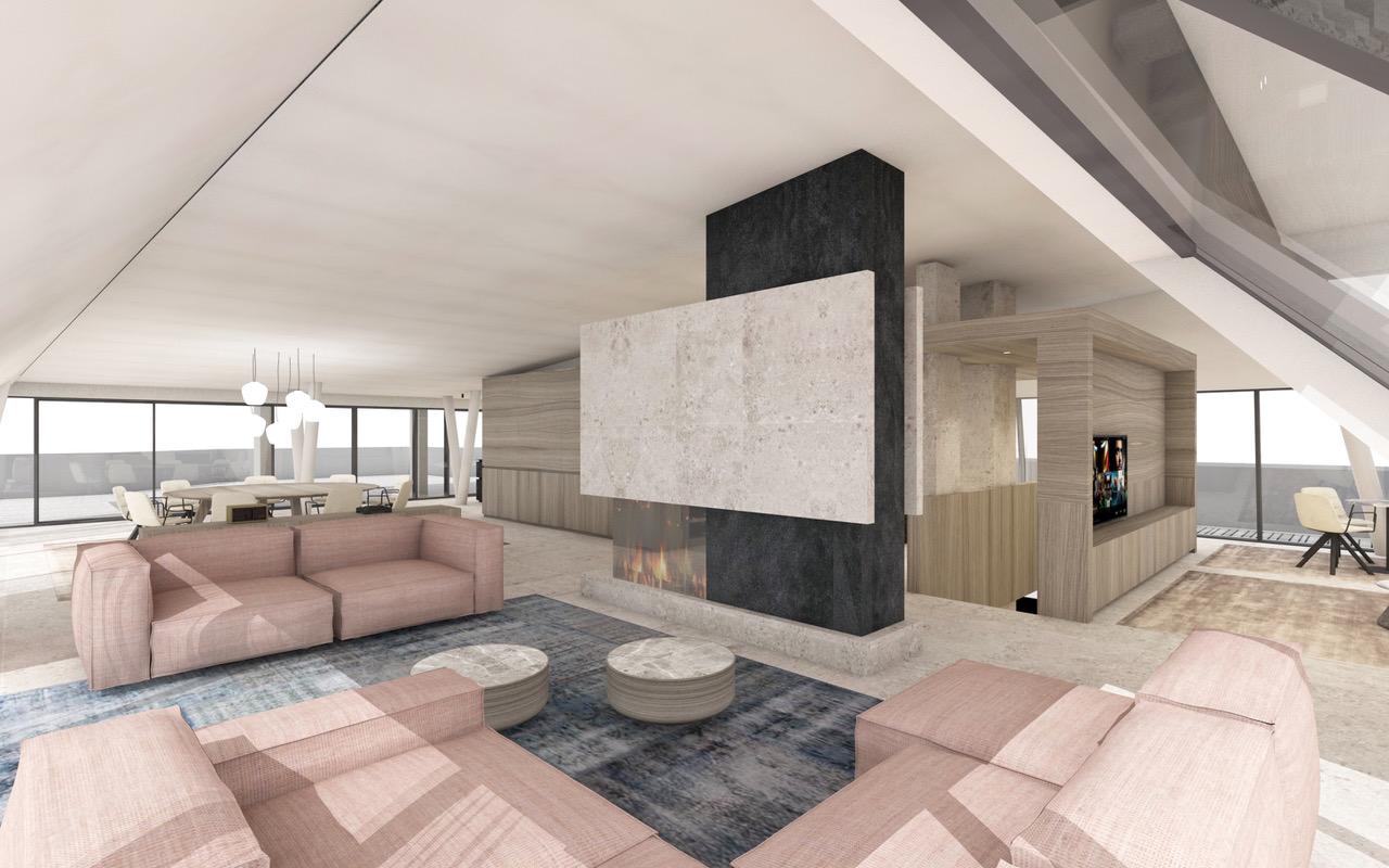 Penthouse H   Innenarchitektur, Interior Design Wien by destilat